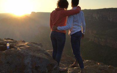 Groetjes uit Zuid-Afrika